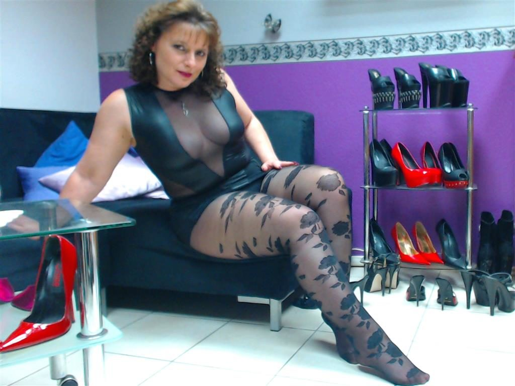 sexparty in nrw heels and nylon